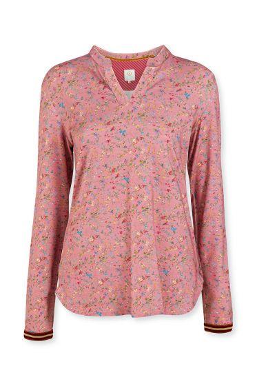 Top-lange-mouwen-bloemen-print-roze-petites-fleurs-pip-studio-xs-s-m-l-xl-xxl