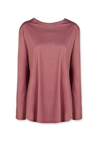 Sport-top-long-sleeves-red-lace-flower-pip-studio-xs-s-m-l-xl-xxl