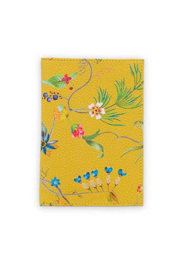 passport-holder-petites-fleurs-yellow-10x14-cm-pip-studio