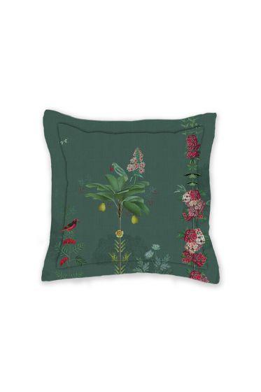 vierkant-sierkussen-babylons-garden-groe-bloemen-pip-studio-225493