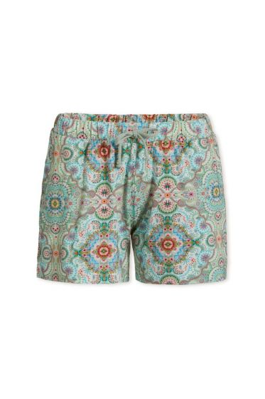 Trousers Short Moon Delight Blue