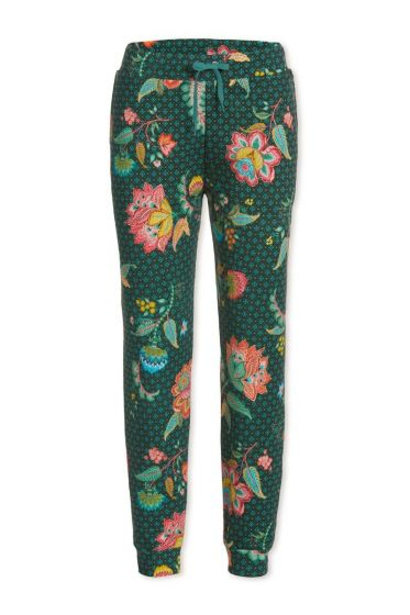 Trousers Long Jambo Jasmin Green