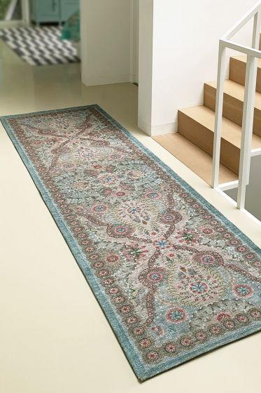 Carpet-runner-light-khaki-vintage-look-moon-delight-pip-studio-cotton-280x80