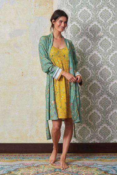 Homewear Set Petites Fleurs Elegance
