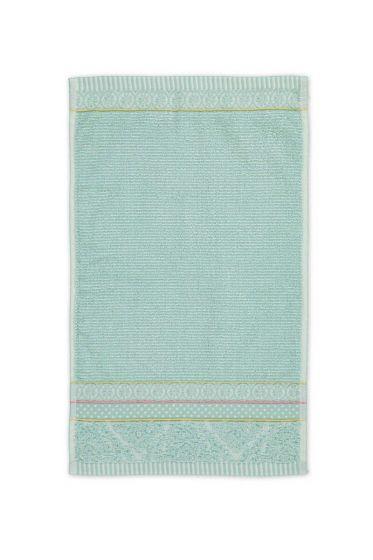 Guest-towel-blue-30x50-soft-zellige-pip-studio-cotton-terry-velour