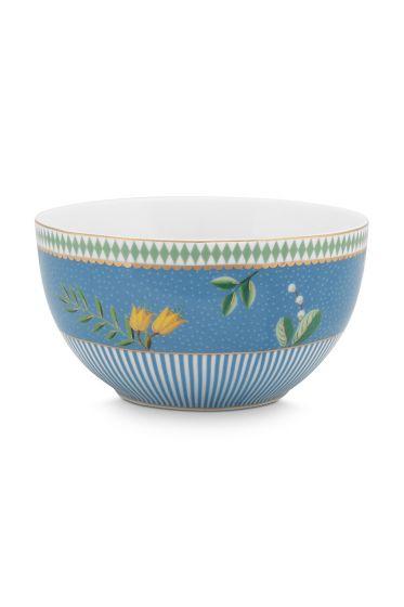 schale-la-majorelle-aus-porzellan-mit-blumen-in-blau-12-cm