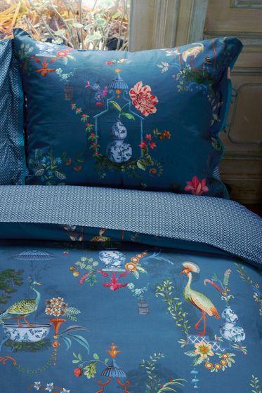 kussensloop-chinese-porcelain-blauw-bloemen-pip-studio-60x70-40x80-katoen