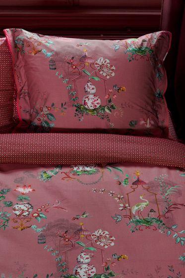 kussensloop-chinese-porcelain-roze-bloemen-pip-studio-60x70-40x80-katoen
