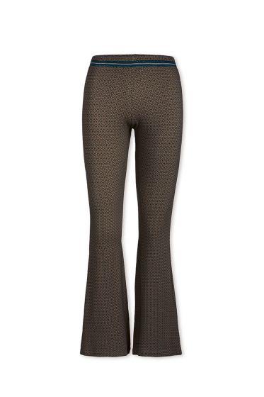 Trousers Long Cross Stitch Blue