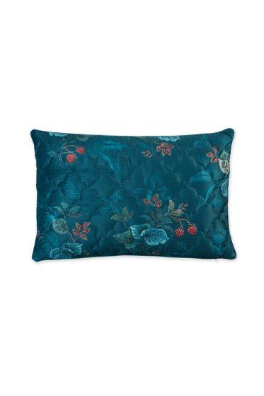 cushion-velvet-blue-floral-rectangle-quilted-cushion-decorative-pillow-leafy-stitch-pip-studio-42x65-cotton