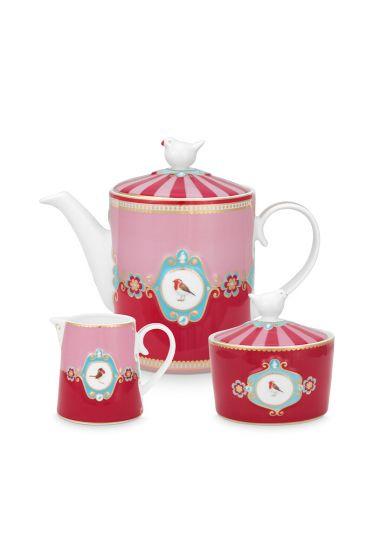 love-birds-thee-set-van-3-rood-roze-pip-studio-51020124
