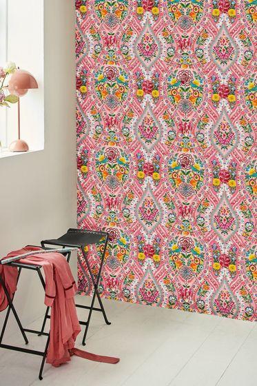 fotobehang-vliesbehang-bloemen-roze-pip-studio-melody