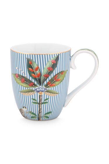 mug-xl-la-majorelle-made-of-porcelain-with-a-palm-tree-in-blue