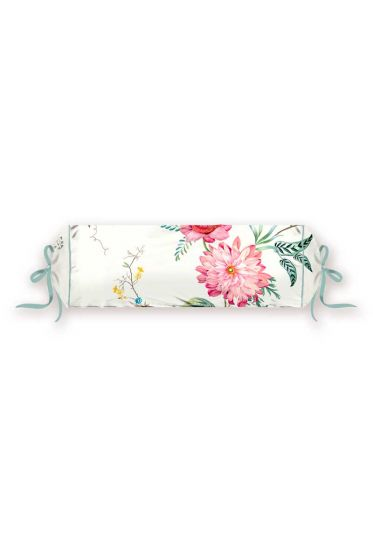 cushion-white-floral-neck-roll-cushion-decorative-pillow-fleur-grandeur-pip-studio-22x70-cotton