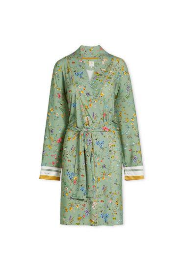 Kimono-grün-blumen-petites-fleurs-pip-studio-baumwolle-leinen