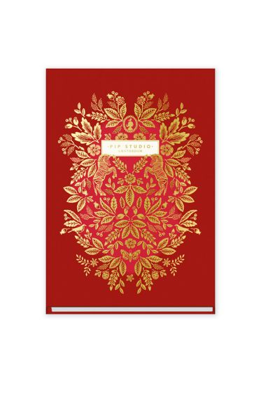 notebook-a5-moon-delight-with-flower-print-red