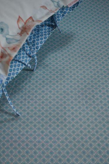 Hoeslaken-licht-blauw-startile-pip-studio-katoen-140x200-180x200-cm