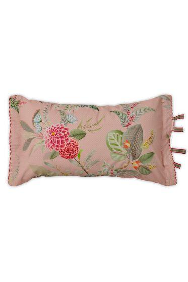 cushion-pink-floral-rectangle-cushion-decorative-pillow-floris-pip-studio-35x60-cotton