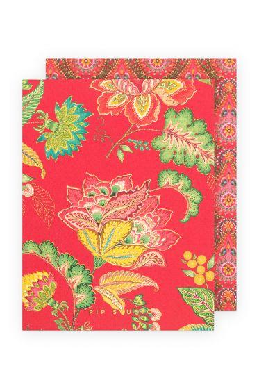 set-van-2-notitieboekjes-a5-moon-delight-rood-pip-studio-14003072