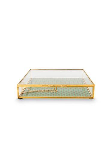 Storage-box-glass-gold-jewelery-box-pip-studio-21x21x4-cm