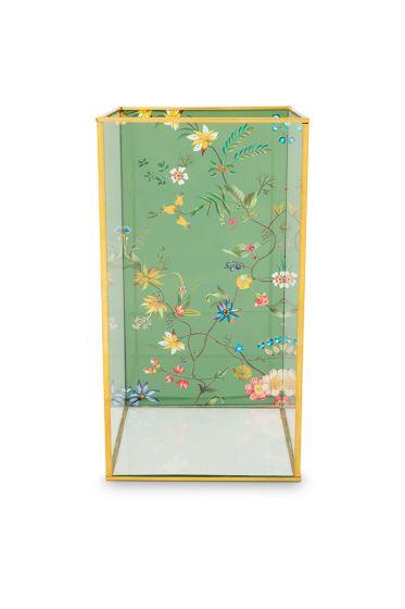 Opberg-doosje-glas-goud-sieraden-kistje-pip-studio-16x16x30-cm