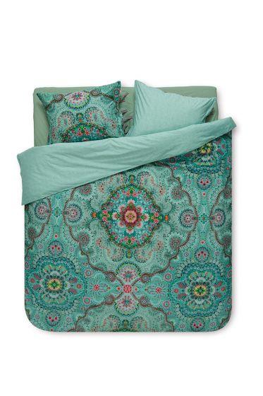 Duvet-cover-flower-green-sultans-carpet-pip-studio-2-persons-240x220-140x200-cotton