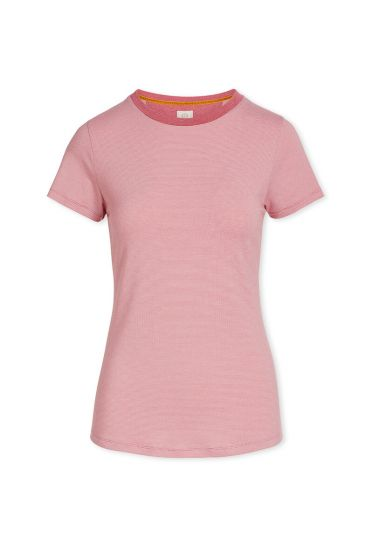 tanja-short-sleeve-shiny-stripes-roze-pip-studio