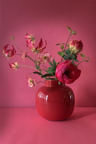 Boeket-bloemen-love-explosion-kunst-bloemen-zijde-pip-bloemen-pip-studio-80-cm