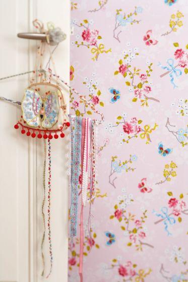 behang-vliesbehang-bloemen-vlinder-licht-roze-pip-studio-chinese-rose