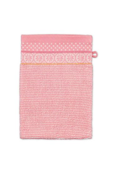 Wash-cloth-pink-floral-16x22-soft-zellig-pip-studio-cotton-terry-velour
