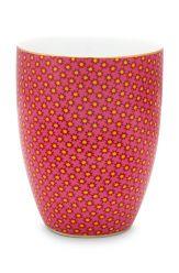 Bathroom-accesoires-drinking-cup-pink-twinkle-star-pip-studio-300-ml