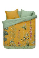 Duvet-cover-flower-yellow-babylons-garden-pip-studio-2-persons-240x220-140x200-cotton