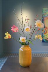 Boeket-bloemen-bids-&-the-bees-kunst-bloemen-zijde-pip-bloemen-pip-studio-80-cm