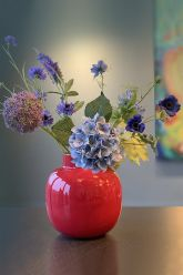 Bouquet-flowers-elegance-in-blue-artificial-flowers-silk-pip-flowers-pip-studio-80-cm