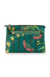 cosmetic-bag-combi-fleur-grandeur-green-26x18x7.5-cm-22x13x1-cm-artificial-leather-1/12-pip-studio-51.274.137