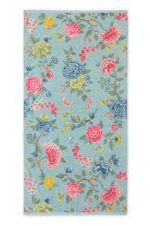 Bath-towel-xl-floral-blue-70x140-good-evening-pip-studio-cotton-terry-velour