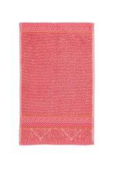 Guest-towel-coral-30x50-soft-zellige-pip-studio-cotton-terry-velour