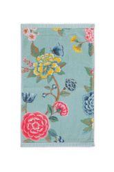 Guest-towel-blue-floral-30x50-good-evening-pip-studio-cotton-terry-velour