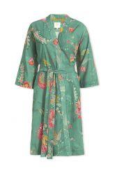 Kimono Jambo Flower Groen