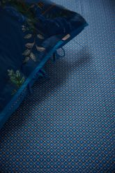 Laken-dunkel-blau-startile-pip-studio-baumwolle-140x200-180x200-cm
