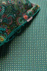 Fitted-sheet-green-startile-pip-studio-cotton-140x200-180x200-cm