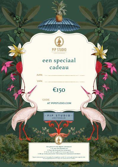 Digitalen Geschenkkarte 150€