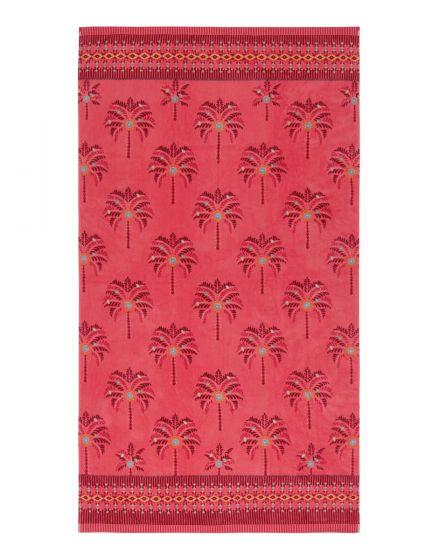 Beach towel Elfenn Pink 100x180 cm