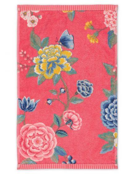 Guest towel Good Evening Coral 30X50 cm