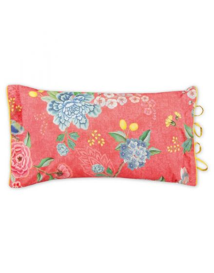 Cushion rectangle Good Evening Coral