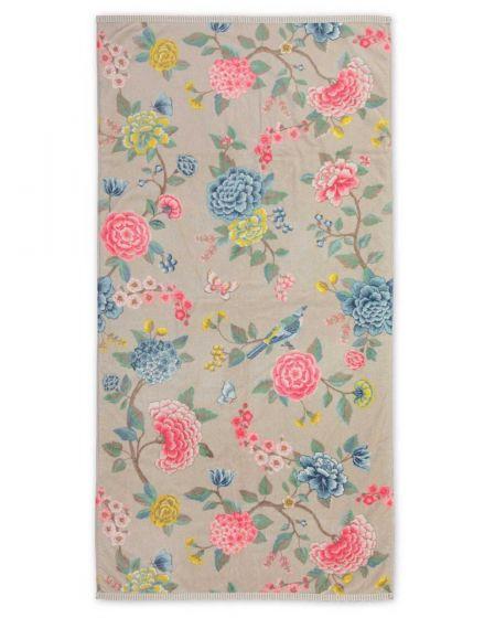 XL Bath towel Good Evening Khaki 70x140 cm