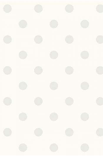 Dots wallpaper white