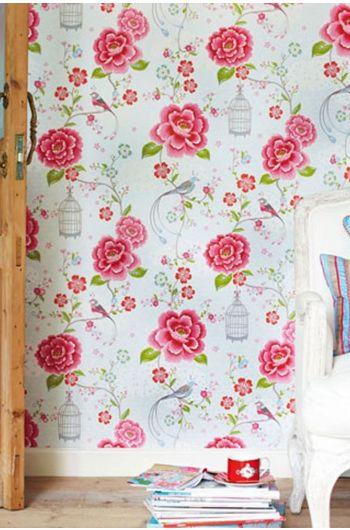 behang-vliesbehang-bloemen-wit-pip-studio-birds-in-paradise