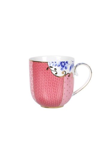 Royal mug small pink