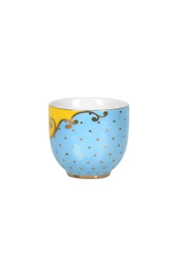 Royal egg cup blue